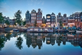 <p>Early Morning, Amsterdam</p>